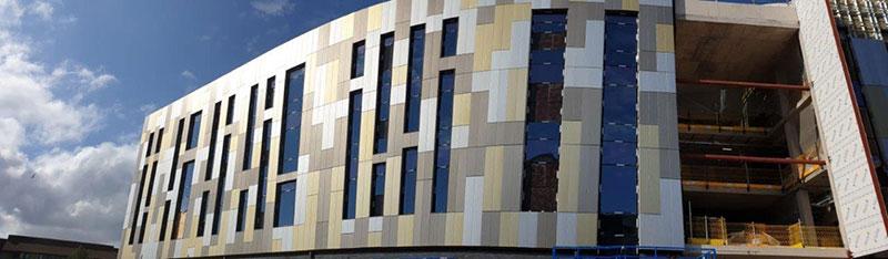 Bournemouth University Gateway Building